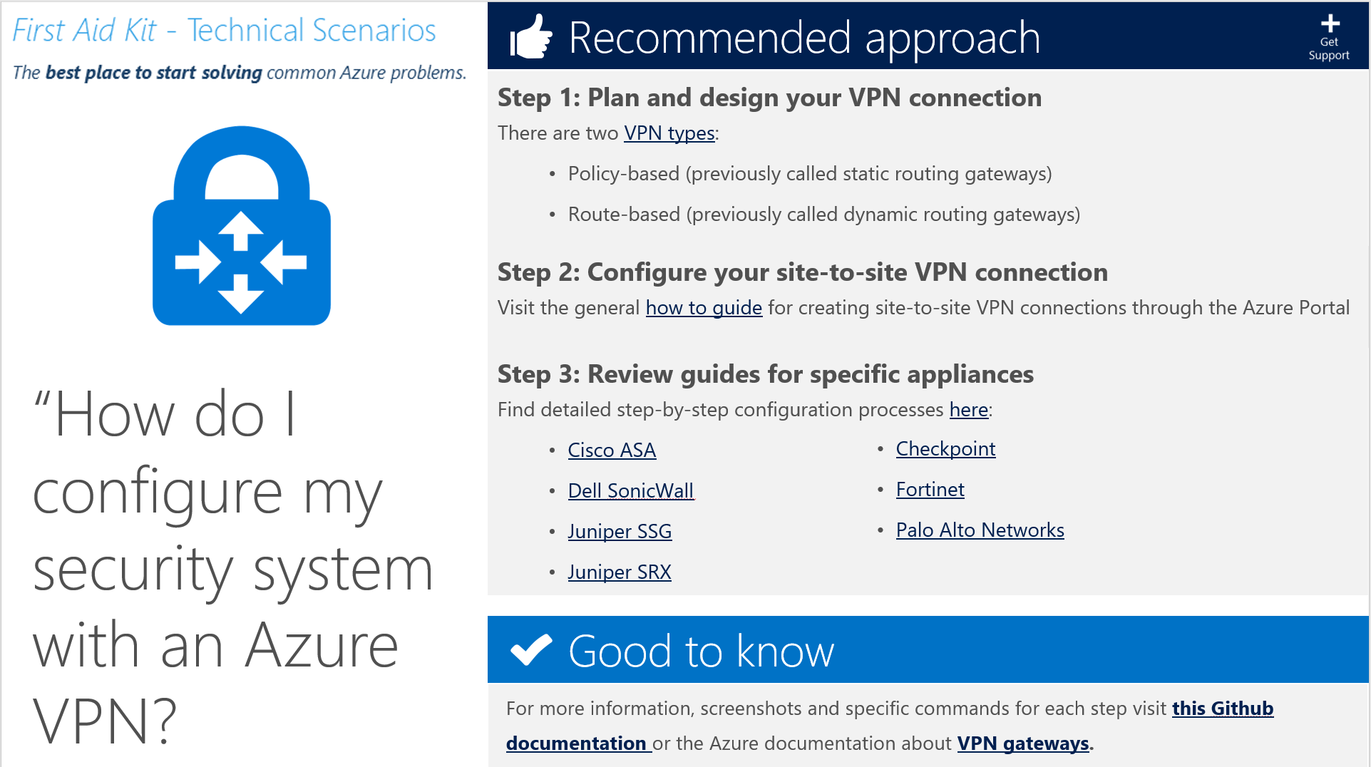 Azure technical support - Tips and Tricks - Microsoft